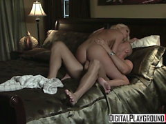Busty blonde Riley Steele get fucked by Mick Blue - Digital