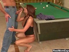 Pool Table Fuck For This Hot Milf