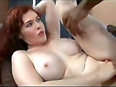 Redhead Milf Mae Victoria Just Can't Wait To Fuck The BBC