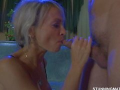 Hot russian mom Ninette