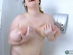 Hot large tit big beautiful woman