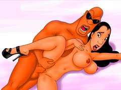Cartoon Comics czech streets martina headfucking