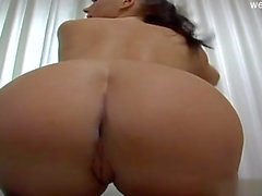 Busty wife ass eating