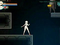 Alien Quest EVE V0.12b Gameplay Anime and Game Over Gallery