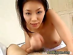 Deepthroats Cock and Spits Cum