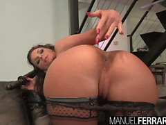 Chanel Preston And Phoenix Marie Have Three-way With Manuel