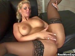 Slutty MILF Phoenix Marie Gets Creampied