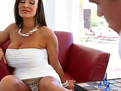 Lisa ann playing naughty chess