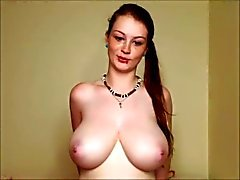 Enormous natural boobs