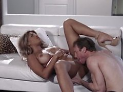 Making ends meet part 5 with busty Mercedes Carrera