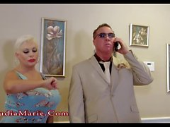 Mr. Marie Tells Claudia Marie He Has Silicone Ball Implants