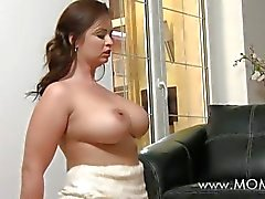 MOMXXX Big breasted wife loves cock