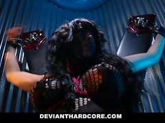 DeviantHardcore - Latina MilF Dominated and Destroyed