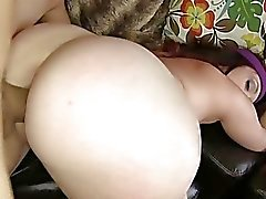 TheRealWorkout Naturally busty round ass babe ride