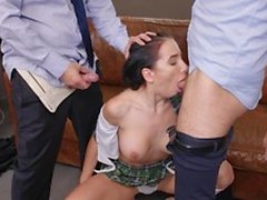 Horny Teachers Make Schoolgirl Squirt Hardcore