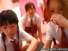 Extremely hot japanese schoolgirls part2