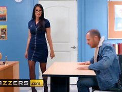 Big Tits at School - Reagan Foxx Scott Nails