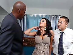Mom's cuckold with Phoenix Marie